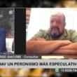 """GIACOBBE: """"EL PERONISMO HA PERDIDO SU IDENTIDAD POLÍTICA Y ELECTORAL"""""""